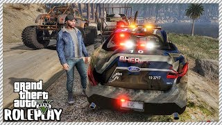 GTA 5 Roleplay - Crushed Police Car & Police Officer Was Angry | RedlineRP #207