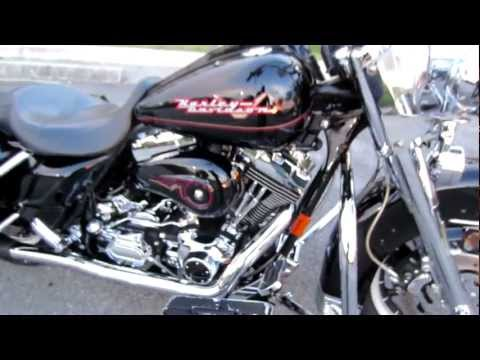 2002 Road King, Immaculate, Loaded with $1000's in extra, for sale (Ebay Jake)