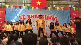Lớp 12D5 k29 trường THPT Lương Thế Vinh