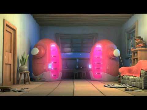 Teletransport Remix - Glumpers, cartoni animati per bambini