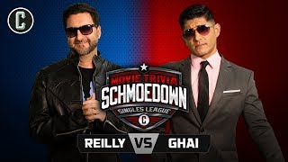 Mark Reilly VS Andrew Ghai - Movie Trivia Schmoedown