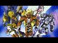 Digimon 4 de Abertura de Fogo [video]