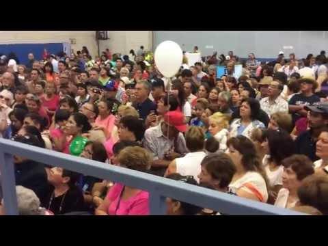 Feria de Salud en El Paso, Texas con Jose 93.9-FM