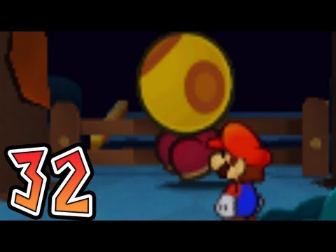 Paper Mario: Sticker Star - Part 32 - Wiggler's 3rd Body Segment