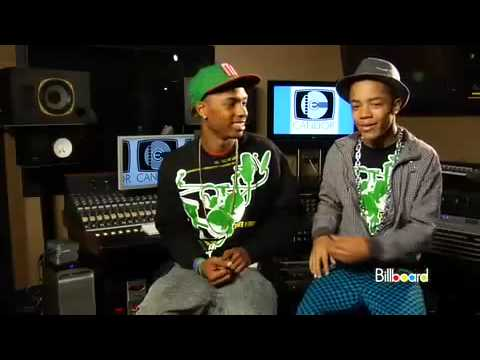 YouTube- New Boyz Interview with Billboard You're a Jerk
