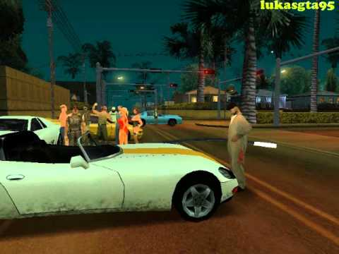 Gta San Andreas Loquendo Rapido Y Furioso  Capitulo 1 video