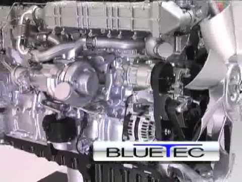 Detroit Diesel SCR Bluetec DD13. DD15. DD16 Series Engines