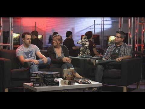 Titanfall: IMC Rising - Live Stream Gameplay Reveal