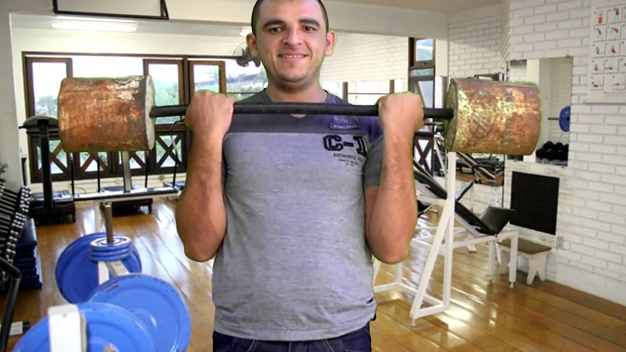 Como Malhar Como Malhar os Biceps da Forma