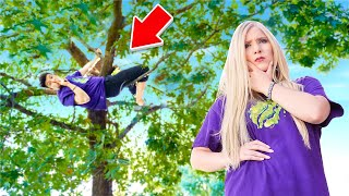 The ULTIMATE Extreme Hiding Spot Challenge! - Hide and Seek