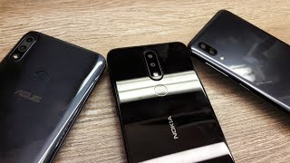 Galaxy M10 vs Nokia 5.1 Plus vs Asus Zenfone Max Pro M2 - Which Should You Buy ?