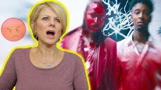 Download Lagu Mom REACTS to Post Malone - rockstar ft. 21 Savage Gratis STAFABAND