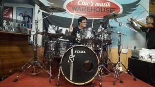 Fajar Satritama, edane - Living Dead @ Tama Groove Session 2017 press conference