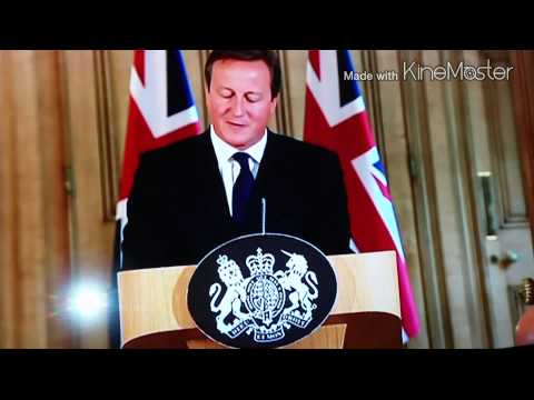 UK Terrorist Threat Lie Exposed  on BBC News.(David Cameron and Teresa May)..