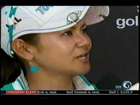2011 CN Canadian Saturday, Ai Miyazato (Long Socks) interview