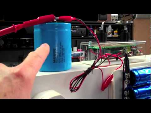 ... and ACCELERATING potential free energy motor generator - YouTube