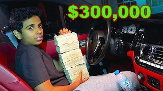 He offered CASH for my MOMS CAR !!!
