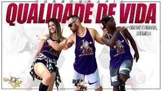 Qualidade De Vida Simone Simaria Ludmilla Coreografia Equipe Marreta Verão 2019