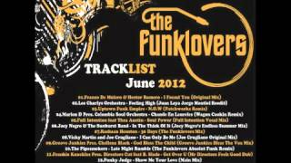 The Funklovers MixShow June 2012