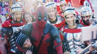 DeadPool Galletas Emperador Comercial HD 2016
