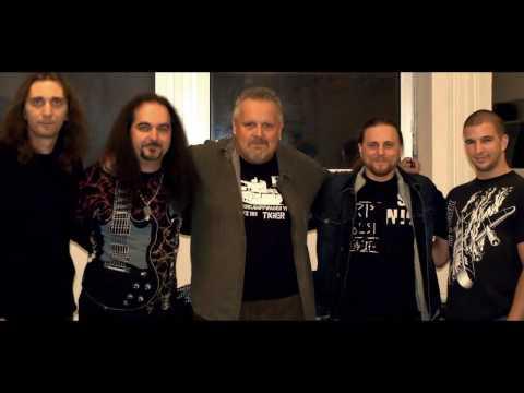 Ossian - Ezredszer (lyrics / Szöveges Video)