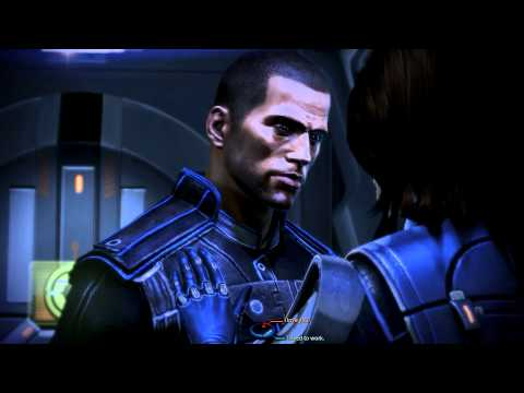 ... it gives you an idea that they had sex in this mass effect 3 video game.