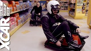These Guys Broke Into a Toy Store and Built a Race Track - Carfection