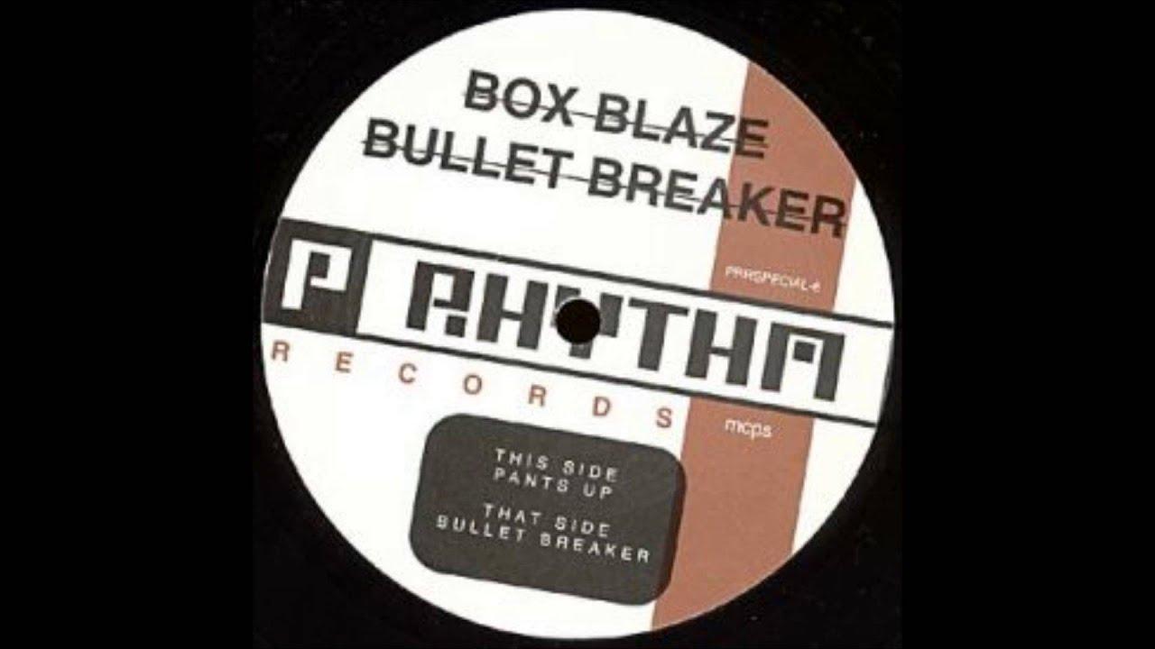 Box Blaze Bullet Breaker