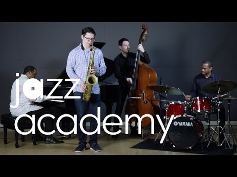 How To Trade Solos In Jazz, With The Eric Reed Quartet