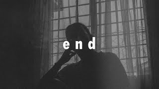Free Xxxtentacion x Phora Type Beat - ''End'' | Sad Guitar Instrumental 2019