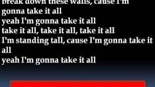 Watch Kelly Rowland Take It All video