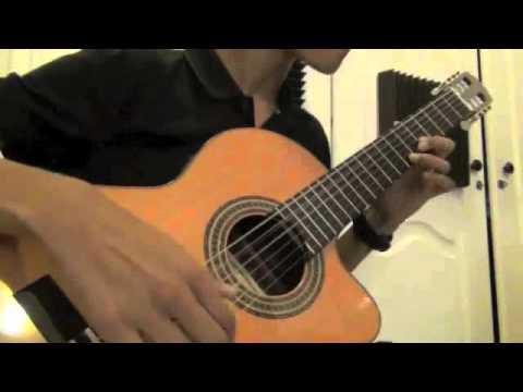 Classical Gas (Mason Williams) - solo classical guitar