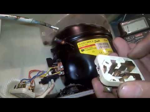 Как проверить компрессор холодильника