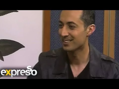 Interview With Riaad Moosa About His Role In Long Walk To Freedom video