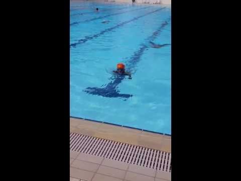 Raj Swimming test