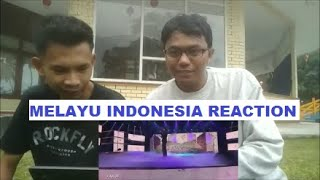 SUFIAN SUHAIMI - DI MATAMU I #AJL33 II -MELAYU INDONESIA REACTION