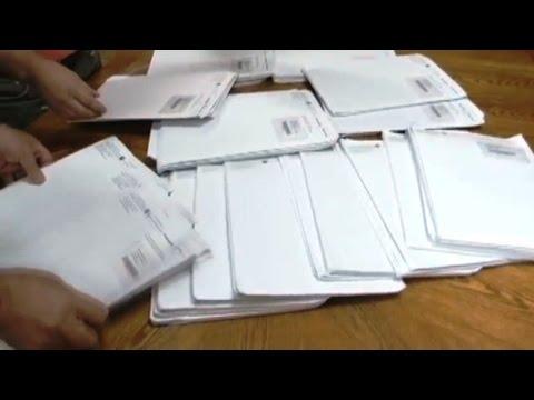 blusrcu.ba-VIDEO: snimak koji potvrđuje SKANDAL sa slanjem glasačkih listića