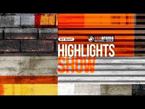 National League Highlights: Match Day 21 | BT Sport
