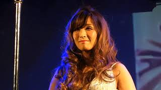 Fujiko「My Grown Up Christmas List」(Kelly Clarkson)、京橋ベロニカ、18.12.13