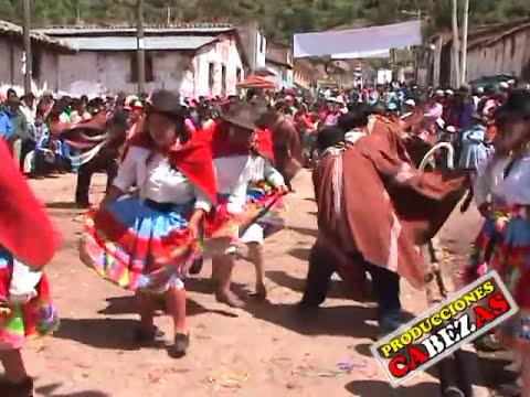 Secclla Angaraes Huancavelica (carnaval 2011)