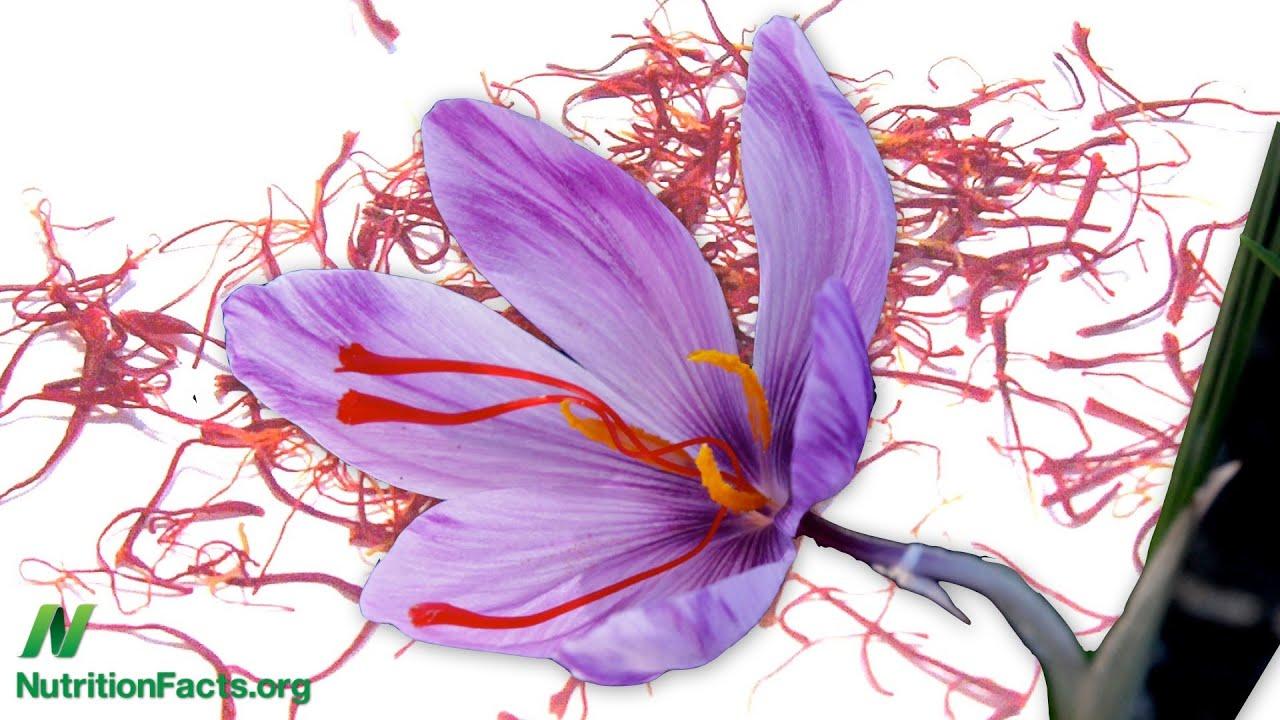 Saffron for the Treatment of Alzheimer's