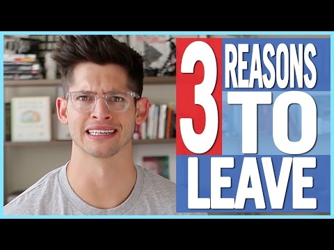 3 REASONS TO TRAVEL FOR SCHOOL! | #DearHunter
