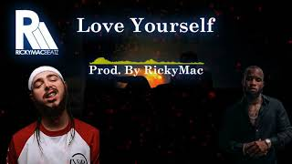 Post Malone Type Beat |Emotional Hip Hop Beat|Love Yourself| Tory Lanez Type Beat |Prod. By RickyMac