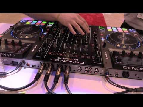 Denon DJ MCX8000 Standalone DJ Player & Controller
