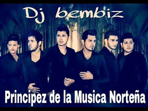 Los Principez De La Musica Norteña - Me Enamore 2014