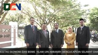 PIONIR ACEH ; SAMBUTAN CIVITAS FAKULTAS EKONOMI DAN BISNIS ISLAM