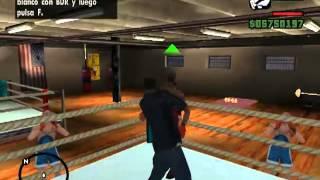 Loquendo | GTA San Andreas | Una Mañana con Cj