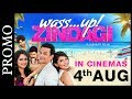 PROMO Wassup Zindagi - New Urban Gujarati Film - Now In Cinemas - Jayka Yagnik - Bhakti Rathod