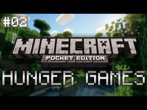 HUNGER GAMES - Minecraft Pocket Edition - Ep. 02