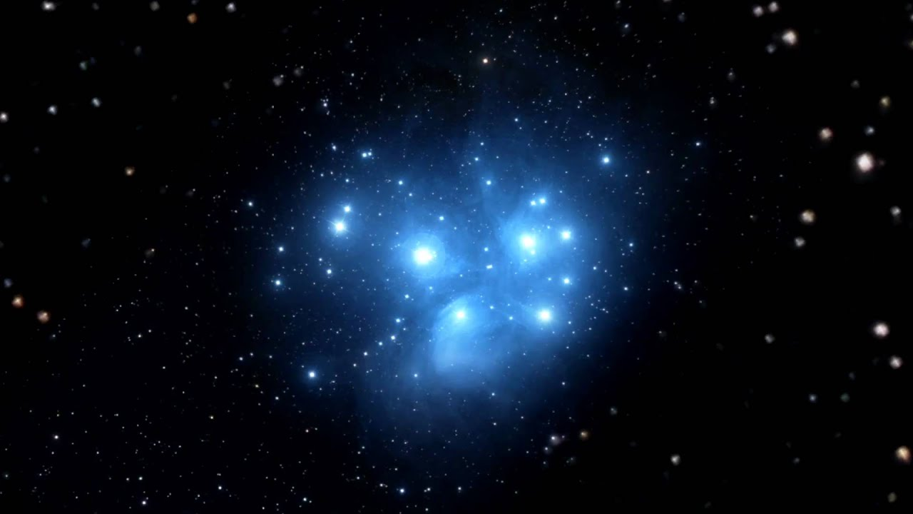 pleiades star cluster hubble - photo #17